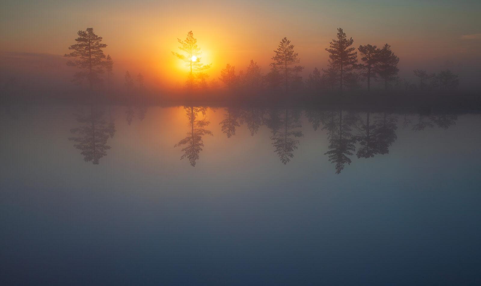 Hommik Kõnnu Suursoos