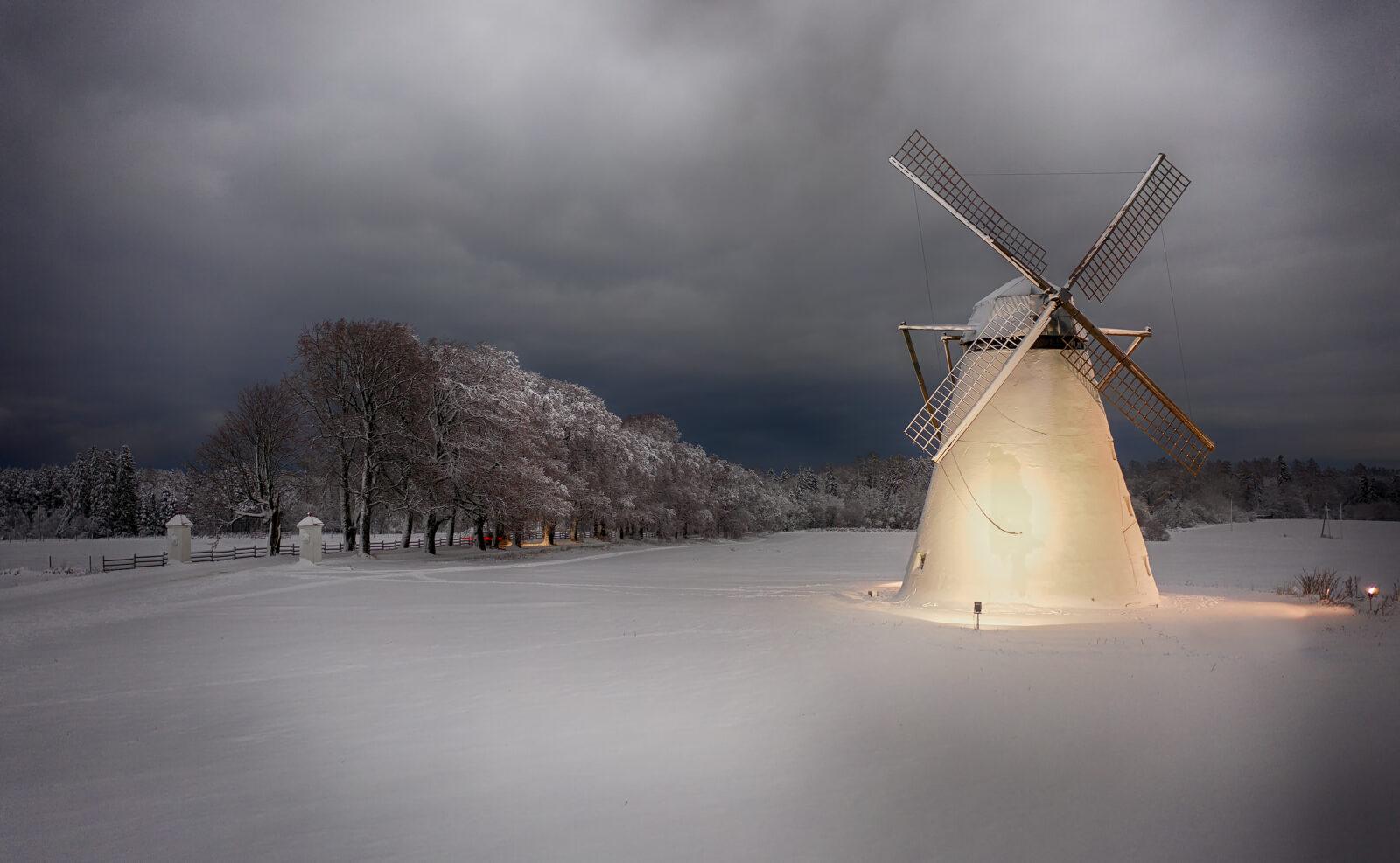 Vihula talv